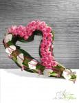 COEUR Roses, orchidées - 149€