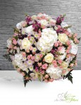 COUSSIN Rose blanc - 190€